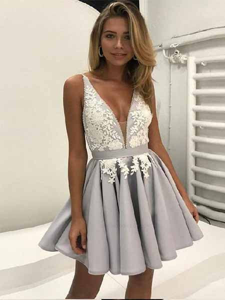 Homecoming Dresses Graduation Party Dresses HC0170 - LaRovias