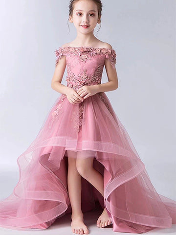 Flower Girl Dresses FG0018 - LaRovias
