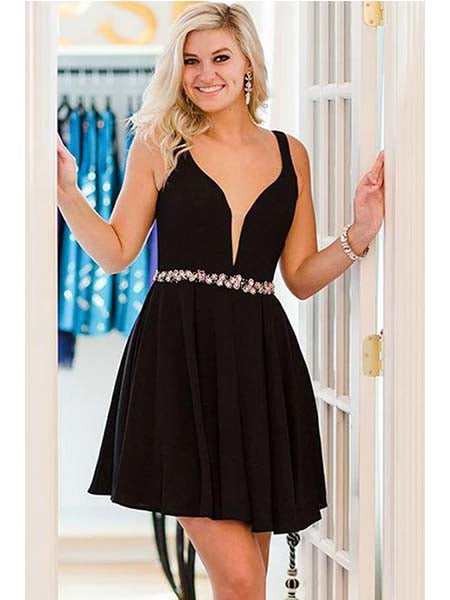 Homecoming Dresses Graduation Party Dresses HC0019 - LaRovias
