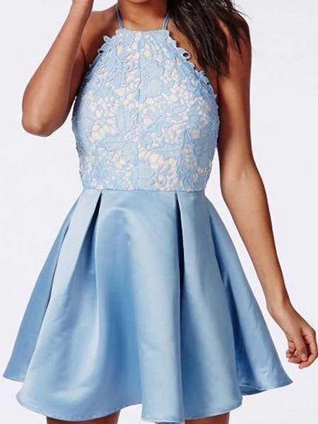 Homecoming Dresses Graduation Party Dresses HC0030 - LaRovias