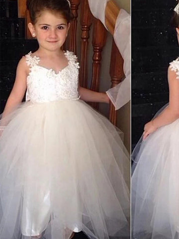 Flower Girl Dresses FG0030 - LaRovias