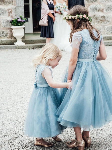 Flower Girl Dresses FG0033 - LaRovias