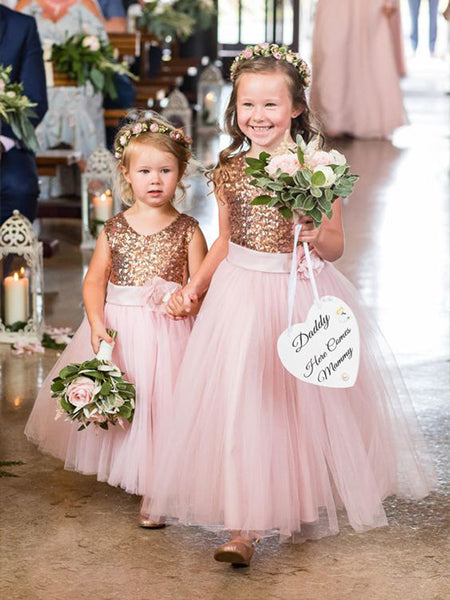 Flower Girl Dresses FG0041 - LaRovias