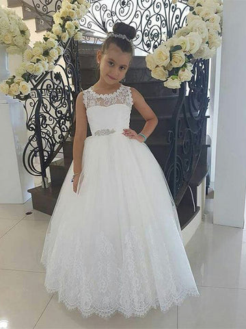 Flower Girl Dresses FG0045 - LaRovias