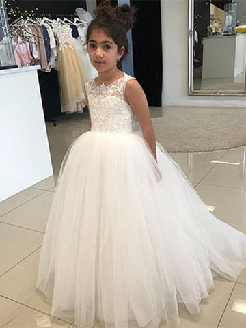 Flower Girl Dresses FG0046 - LaRovias
