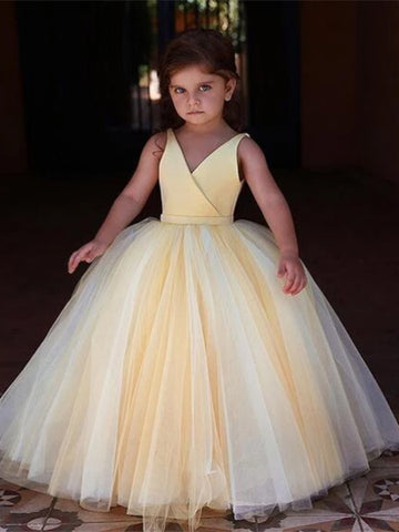 Flower Girl Dresses FG0047 - LaRovias