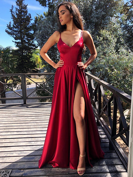 Sexy Prom Dresses Wedding Party Dresses LPD608 - LaRovias