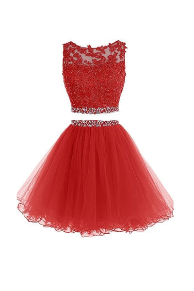 Homecoming Dresses Graduation Party Dresses HC0066 - LaRovias