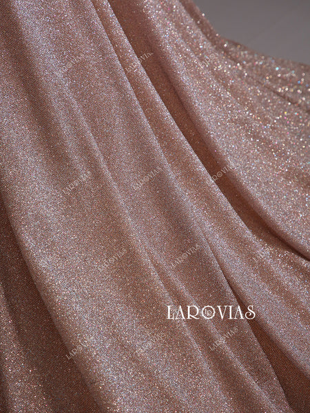 Shiny Prom Dresses Graduation Party Dresses Wedding Party Dresses LPD691 - LaRovias