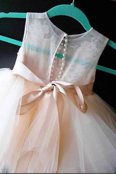 Flower Girl Dresses FG007 - LaRovias