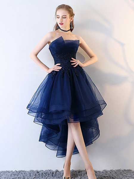 Homecoming Dresses Party Dresses LPD076 - LaRovias