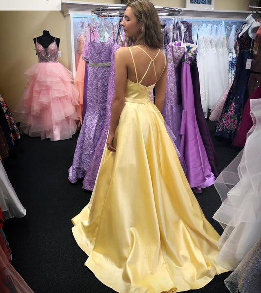 Prom Dresses Formal Dresses Wedding Party Dresses Open Back LPD178 - LaRovias