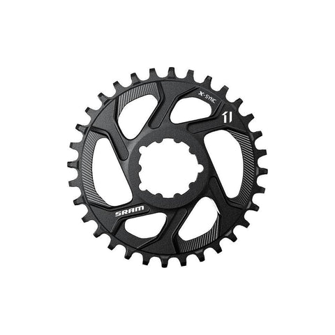 SRAM X-Sync Direct Mount 6 Degree Offset Alu 11s Chainring 2017