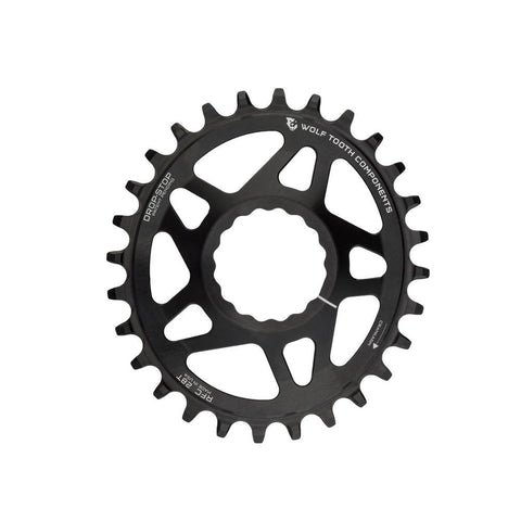 Wolftooth Components Elliptical Raceface Cinch 30T Direct Mount Chainring