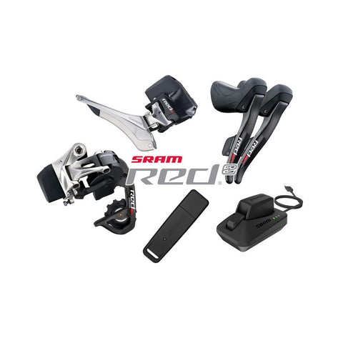 SRAM Red E-Tap 2X11 Road Groupset 2017
