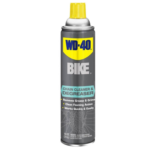WD-40 Bike - Chain Cleaner & Degreaser