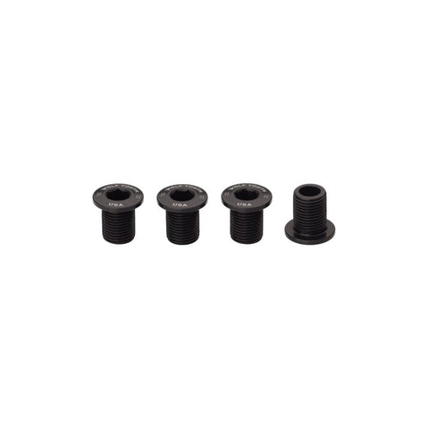 Wolftooth Components 10mm Bolts Black