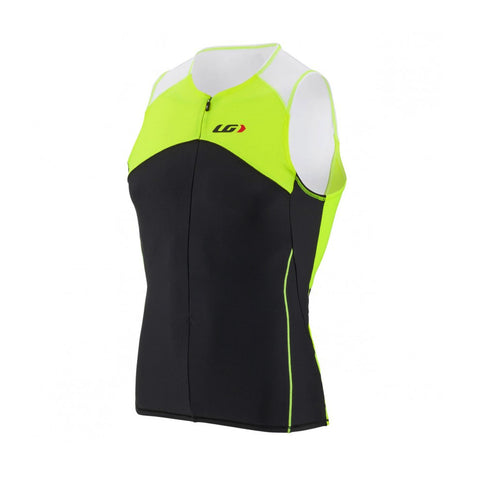 Louis Garneau Comp Sleeveless Triathlon Top