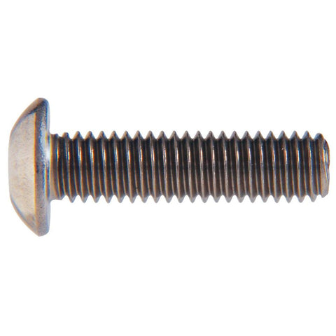 2Escape Button Cap Screw M6x30
