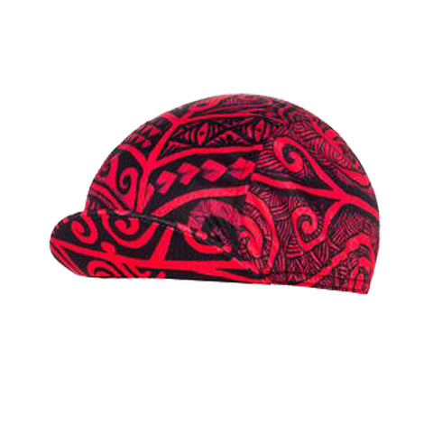 Cycology One Tribe Scarlet Cycling Cap