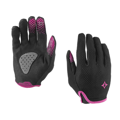 Specialized Body Geometry Grail Women's Fullfinger Gloves