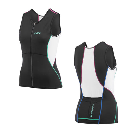 Louis Garneau Women's Tri Comp Sleeveless Tri Top