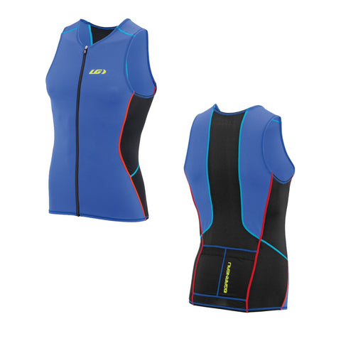 Louis Garneau Tri Comp Sleeveless Tri Top