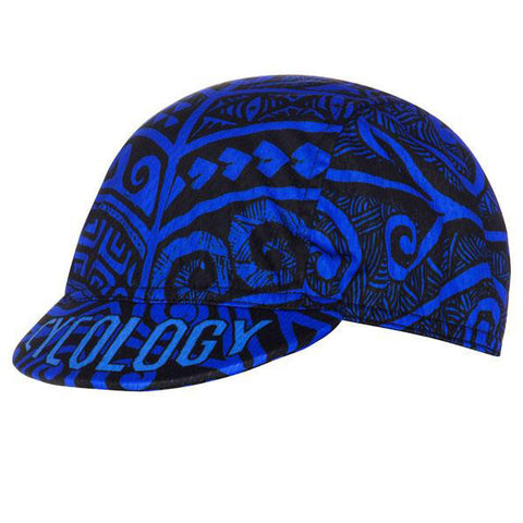 Cycology One Tribe Blue Cycling Cap