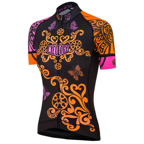 Cycology Free Your Mind Women's Jersey