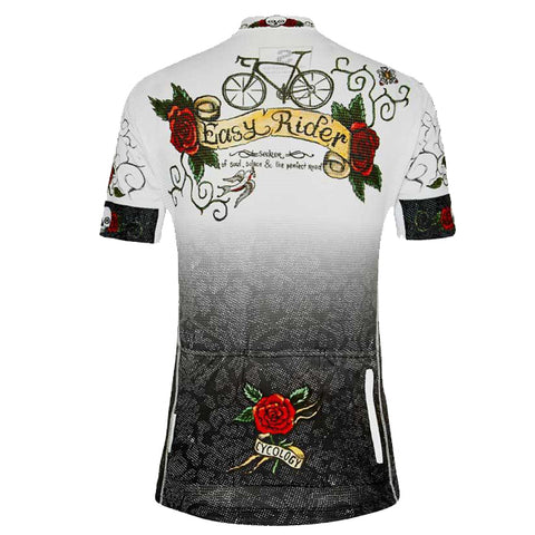 Cycology Rose Tattoo Women's Jersey