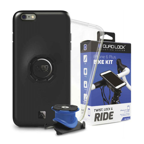 Quad Lock Bike Kit iPhone Case
