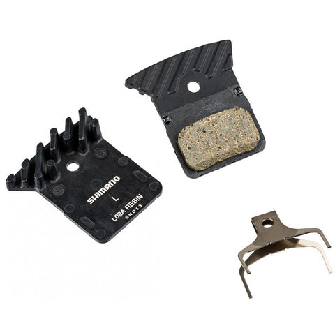 Shimano L02A Brake Pads for Flat Mount