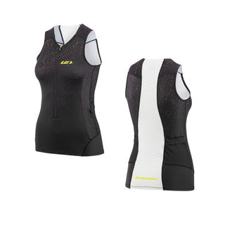 Louis Garneau Women's Pro Carbon Sleeveless Tri Top