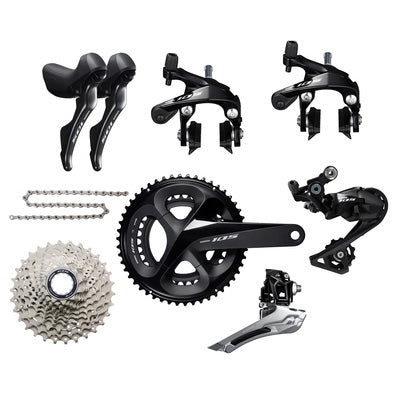 Shimano 105 R7000 Groupset (send us a message for specs)