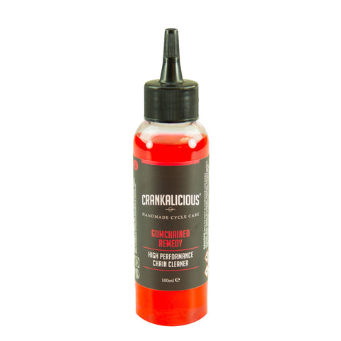 Crankalicious Gumchained Remedy Chain Cleaner 100ml