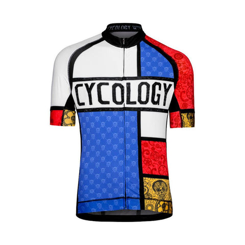 Cycology Mondrian Men's Jersey