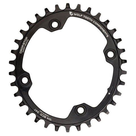 Wolftooth Components Elliptical 104 BCD Chain Ring