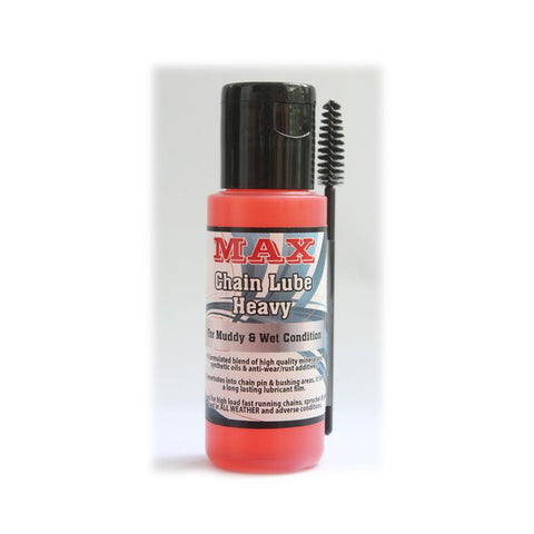Max Racing Product Max Chain Lube Heavy