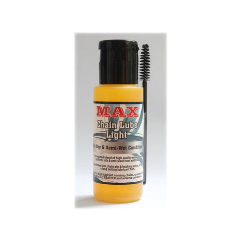 Max Racing Product Max Chain Lube Light