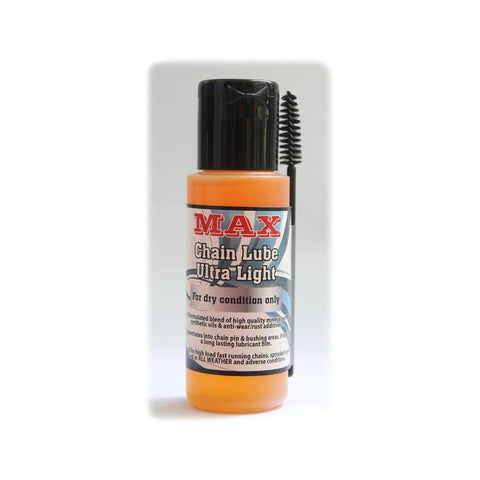 Max Racing Product Max Chain Lube Ultra Light