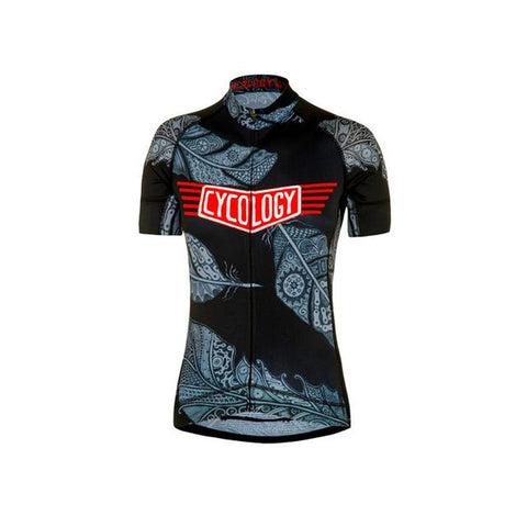 Cycology Three Feather Women's Jersey