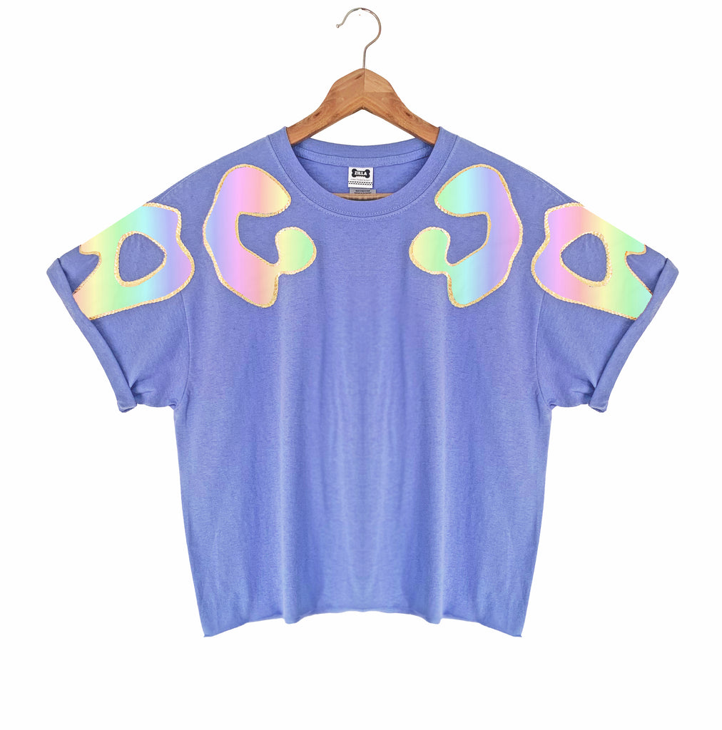 Limited Edition Bonnie Appliqué Oversized Tee #21