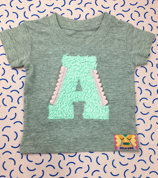 Baby Letter Tees