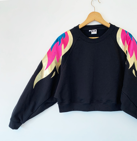 Phoenix - Black and Pink