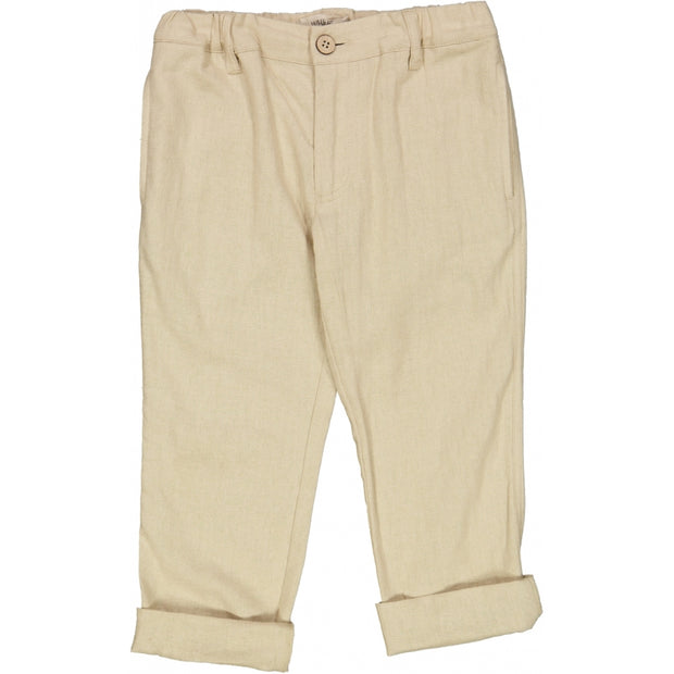Wheat Bukse Jens Trousers 3289 linen