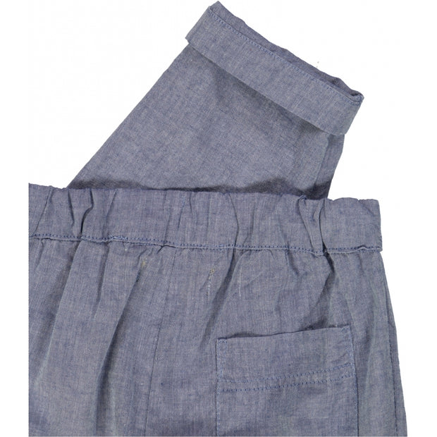 Wheat Bukse Nate Trousers 1043 blue