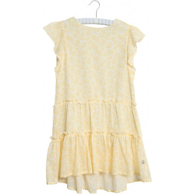 Wheat Dress Louise Dresses 5302 lemon flowers