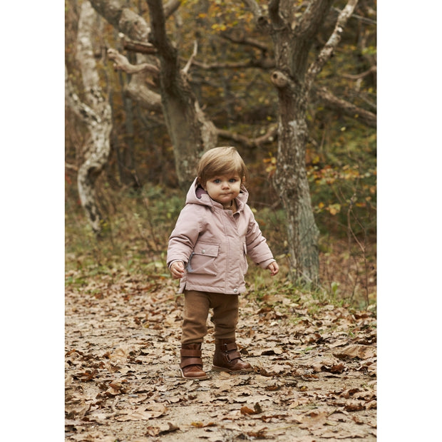 Wheat Outerwear Jacket Esther Tech Jackets 2487 rose powder