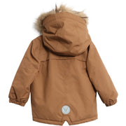 Wheat Outerwear Jacket Julian Tech Jackets 5073 caramel