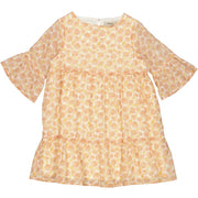 Wheat Kjole Dea Dresses 2475 rose flowers